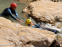 Valencia Canyoning Tour
