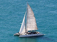 Catamaran Sailing Schedule